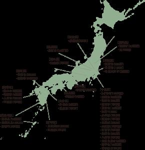 太陽光発電所マップ